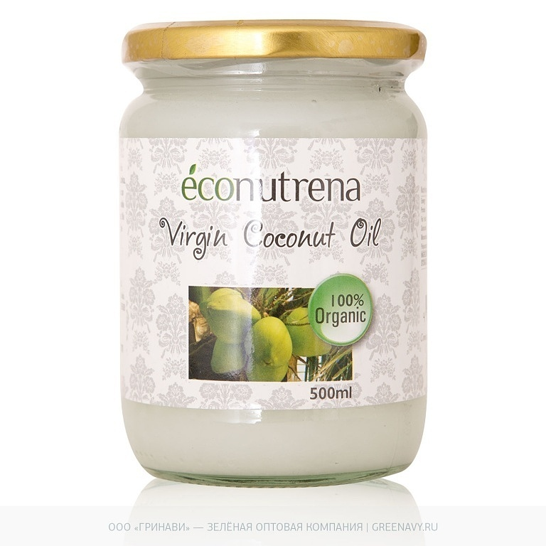 Econutrena Virgin Coconut oil