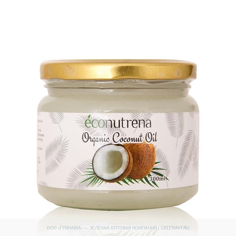 Econutrena Organic Coconut oil