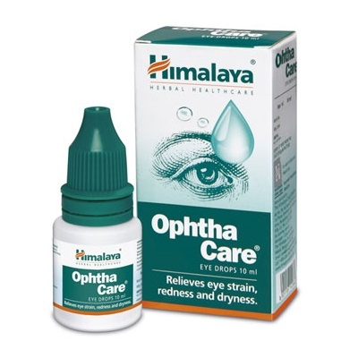 Офтакея (Ophthacare) Himalaya, 10 мл