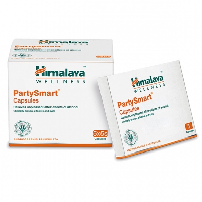 ПАТИ СМАРТ (Party Smart) Himalaya, 5 капсул
