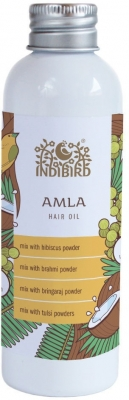 Масло для волос Амла (Amla Hair Oil) Indibird, 150мл/5 л
