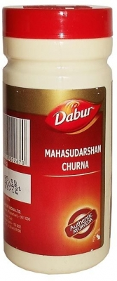 Махасударшан чурна порошок (Mahasudarshan Churna Powder) Dabur 60г