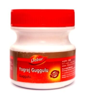 Йогарадж Гуггул (Yograj Guggulu) Dabur, 60/120 таб. - Москва и ...