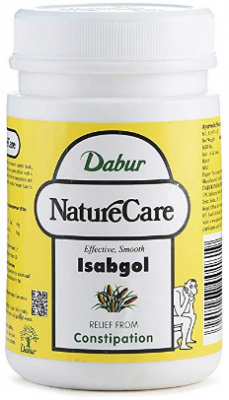Исабгол Псиллиум (Nature Care Isabgol) Dabur, 100г