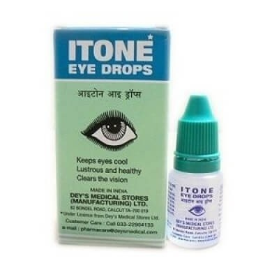 Айтон (Itone Eye Drops) Dey's, 10 мл