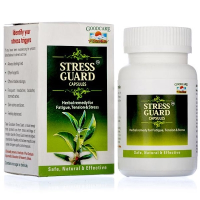 Стресс гард (Stress Guard) Baidyanath, 60 капс.