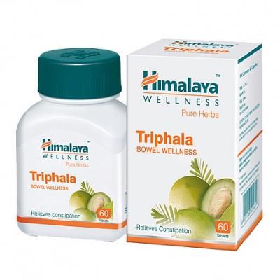 Трифала (Triphala) Himalaya, 60 таб.